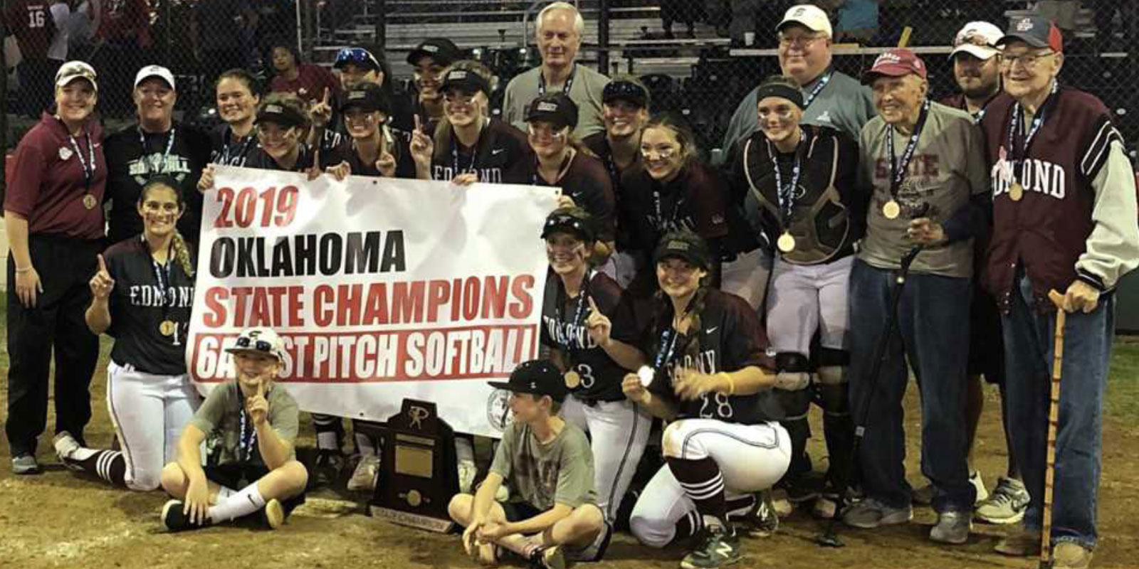 Edmond Memorial - Class 6A State Champions